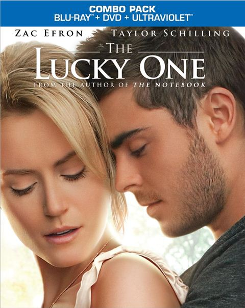 The Lucky One was released on Blu-ray and DVD on August 28, 2012