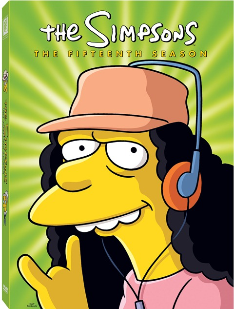 The Simpsons: The Complete Fifteenth Season was released on DVD on December 4, 2012