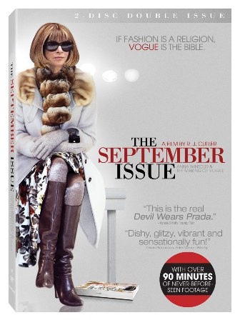 The September Issue was released on DVD on February 23rd, 2010.