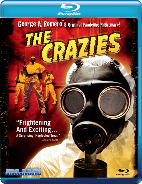 The Crazies was released on Blu-ray on February 23rd, 2010.