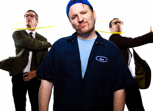 The Dan Band performs live at House of Blues Chicago on June 16, 2012 at 9 p.m.