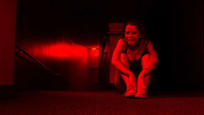 Cassidy Gifford in The Gallows
