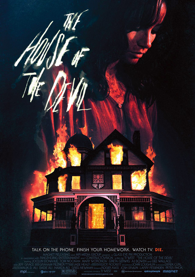 The House of the Devil from writer and director Ti West