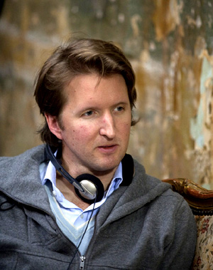 The King's Speech director Tom Hooper