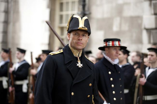 Guy Pearce in The King's Speech