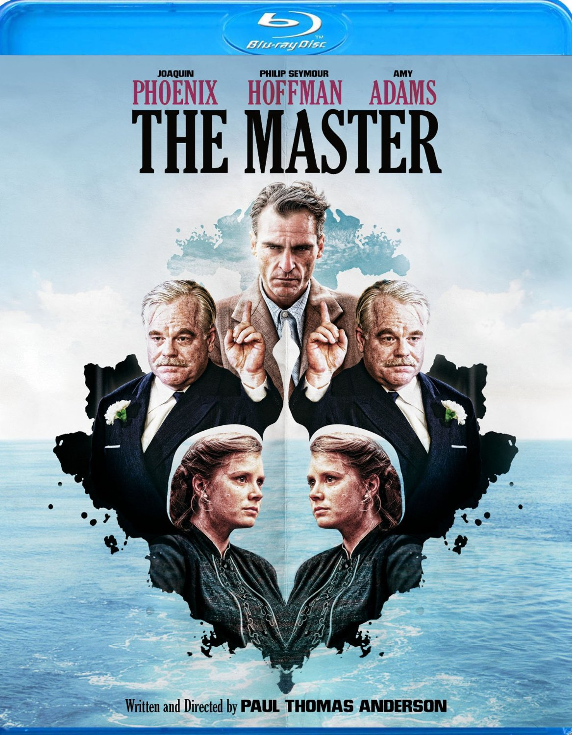 The Master was released on Blu-ray and DVD on February 26, 2013