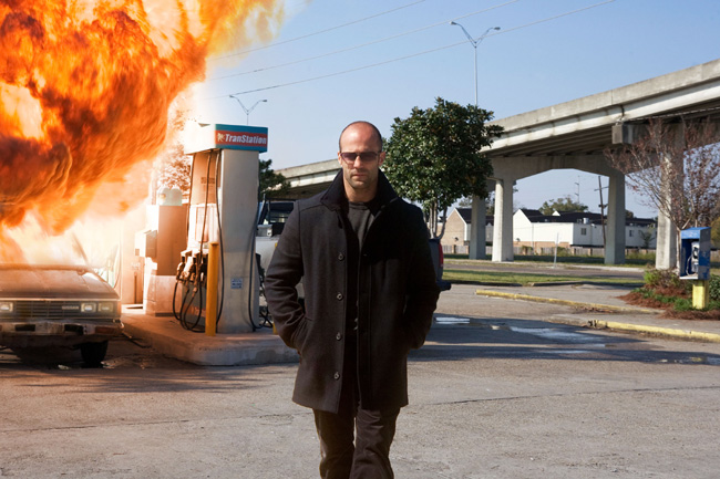 Jason Statham in The Mechanic
