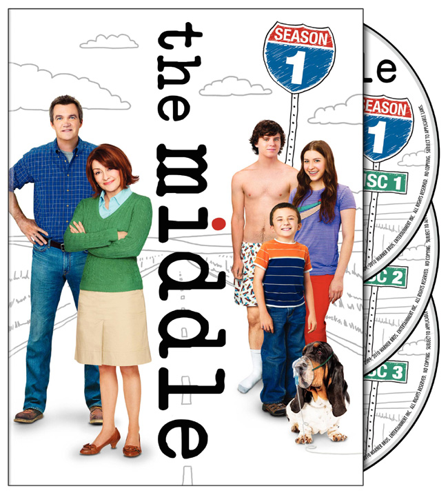 The Middle on ABC with Patricia Heaton