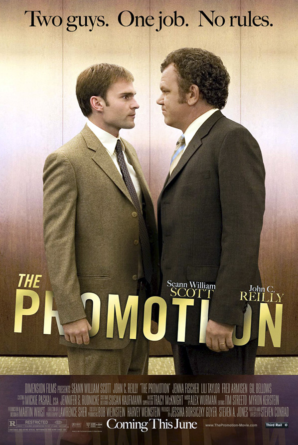 The Promotion with John C. Reilly and Seann William Scott