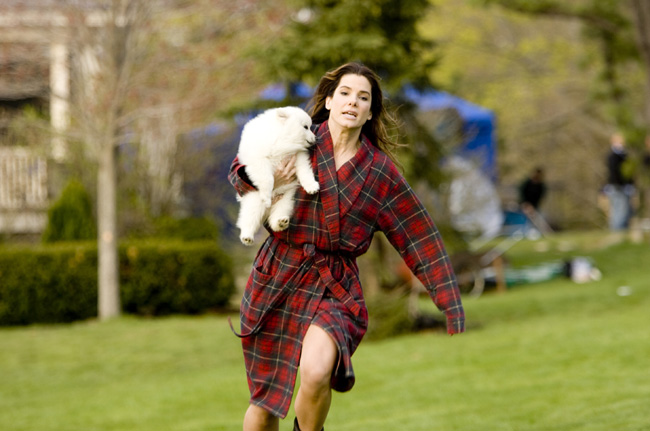 Sandra Bullock in The Proposal
