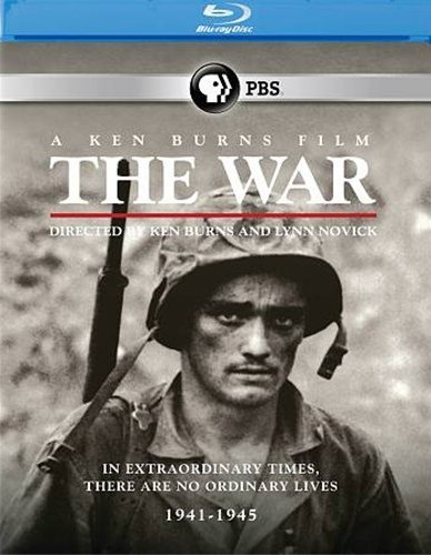 The War was released on Blu-ray on May 15, 2012