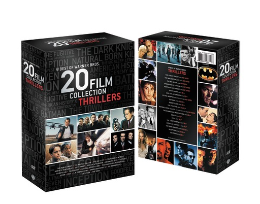 Best of Warner Bros. 20 Film Collection: Thrillers