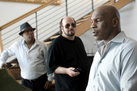 James Toback and Mike Tyson