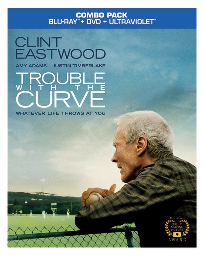 Trouble with the Curve was released on Blu-ray and DVD on December 21, 2012