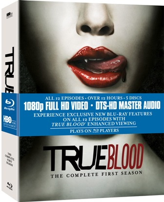 True Blood: Season One was released on Blu-Ray on May 19th, 2009.