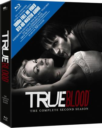 True Blood: Season Two was released on Blu-Ray and DVD on May 25th, 2010.