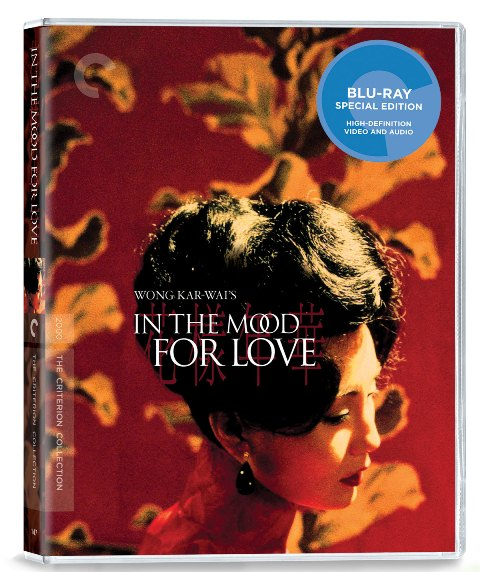 In the Mood For Love was released on Criterion Blu-ray and DVD on October 2, 2012