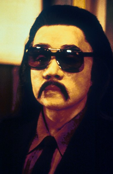 Piper Laurie was disguised as Japanese actor Fumio Yamaguchi during the second season of Twin Peaks.