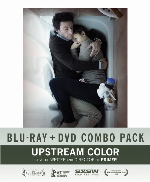 Upstream Color was released on Blu-ray and DVD on May 7, 2013