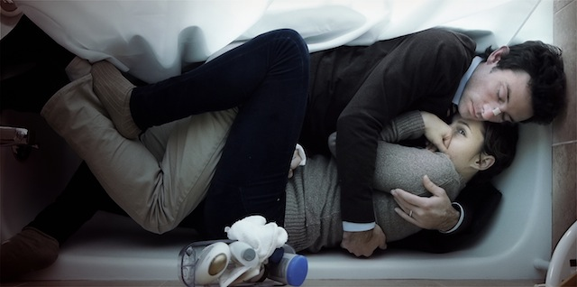 Shane Carruth and Amy Seimetz star in Carruth's Upstream Color.
