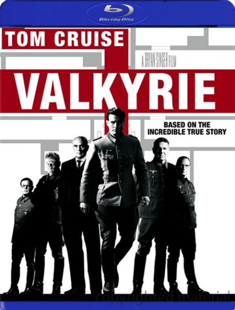 Valkyrie was released on Blu-Ray on May 19th, 2009.