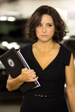 Julia Louis-Dreyfus of Veep