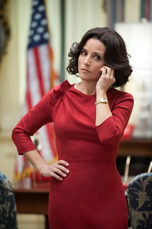 Julia Louis-Dreyfus for Veep