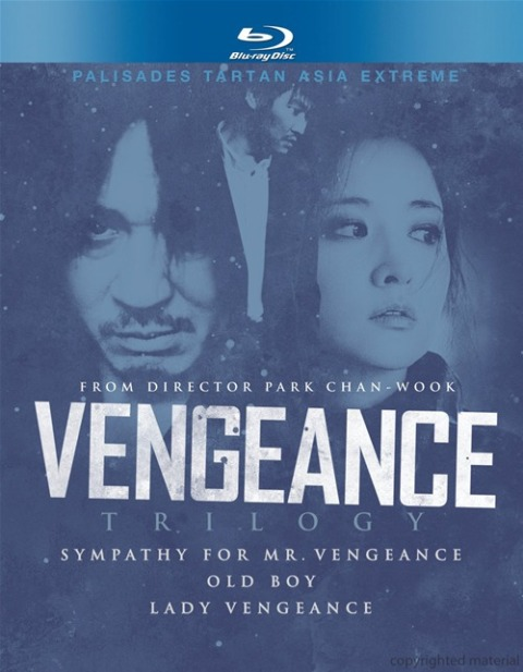 Vengeance Trilogy was released on Blu-ray on June 8th, 2010
