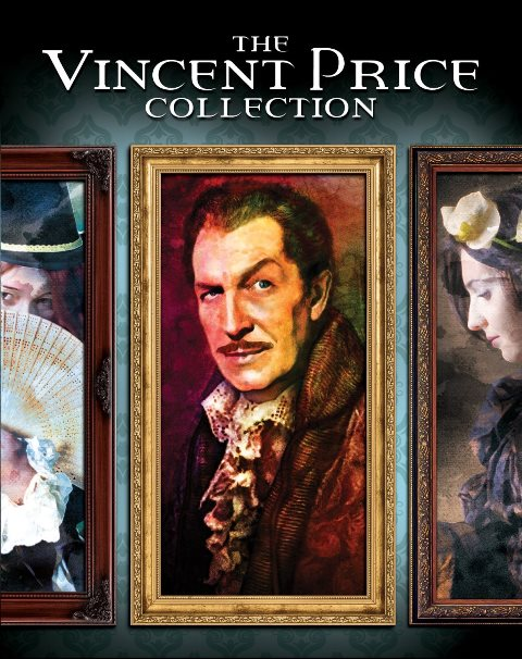 The Vincent Price Collection was released on Blu-ray on October 22, 2013