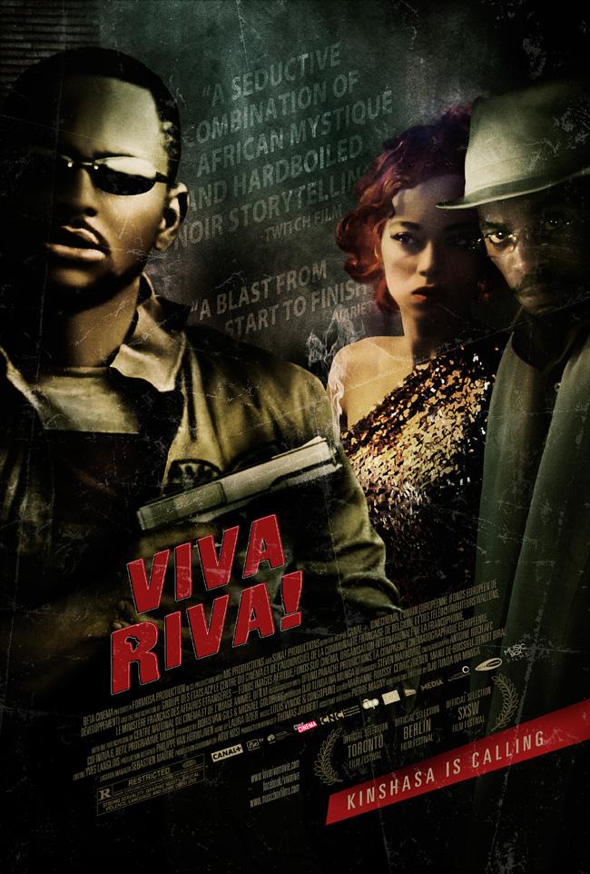 Viva Riva! DVD