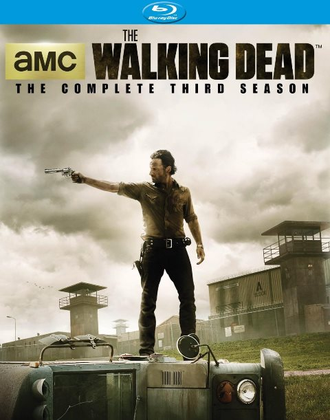 The Walking Dead: Season Three was released on Blu-ray and DVD on August 27, 2013