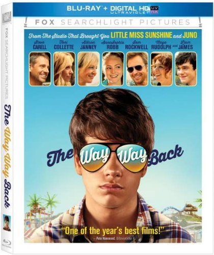 The Way, Way Back was released on Blu-ray and DVD on October 22, 2013