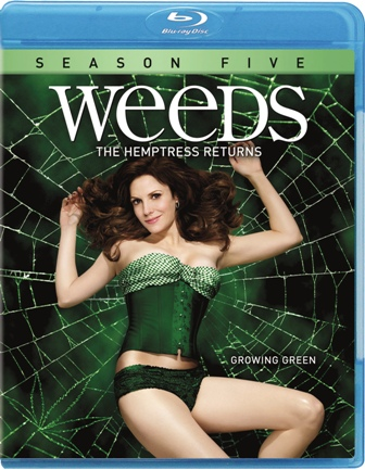 Weeds: Season Five was released on DVD and Blu-ray on January 19th, 2010.