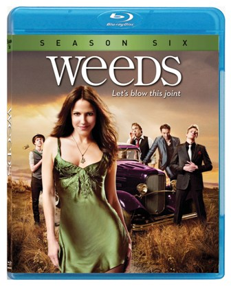 Weeds: Season Six was released on Blu-Ray and DVD on February 22nd. 2011