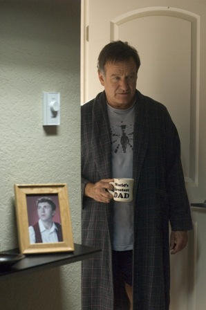 Robin Williams in WORLD'S GREATEST DAD, a Magnolia Pictures release.