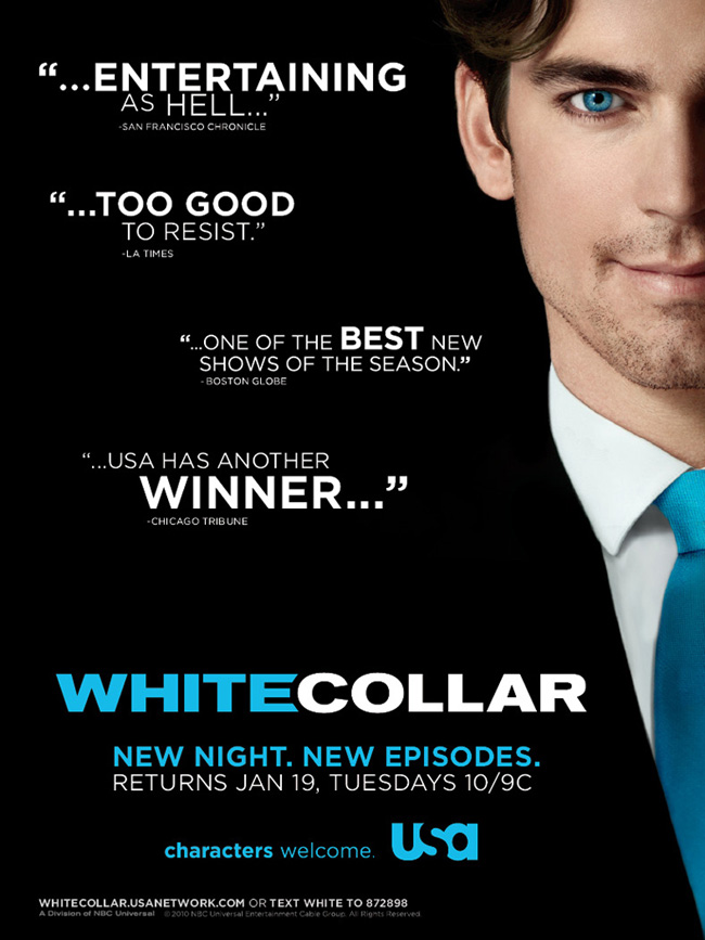 White Collar on USA Network