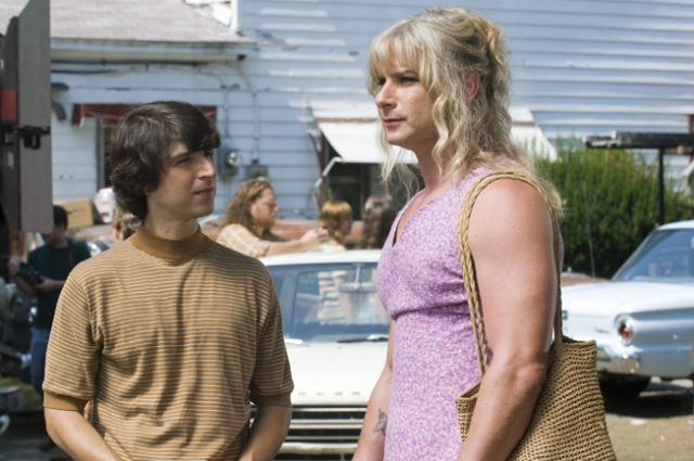 Demetri Martin could use some acting lessons from Liev Schreiber in Ang Lee's Taking Woodstock.