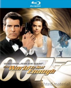The World is Not Enough was released on Blu-Ray on March 24th, 2009.
