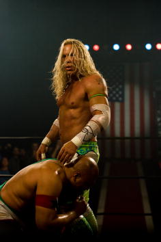 The Wrestler was released on Blu-Ray on April 21st, 2009.