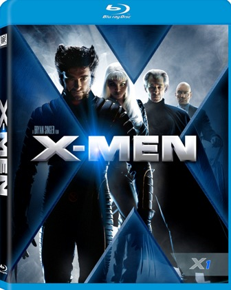 X-Men Trilogy was released on Blu-Ray on April 21st, 2009.