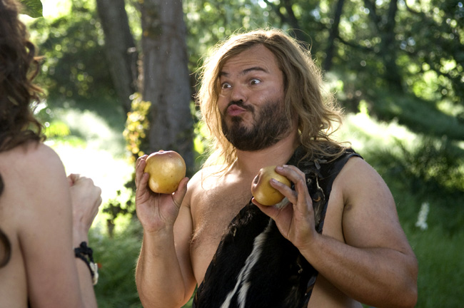 Jack Black stars in Columbia Pictures' comedy Year One