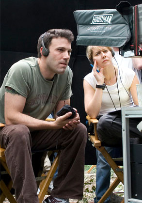 Ben Affleck directing Gone Baby Gone