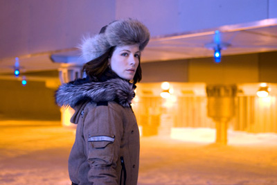 Kate Beckinsale in the 2008 film Whiteout