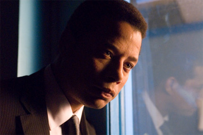 Terrence Howard in The Brave One