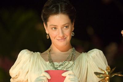 Giovanna Mezzogiorno stars as Fermina Daza in Love in the Time of Cholera