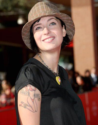 Juno and Jennifer's Body screenwriter Diablo Cody