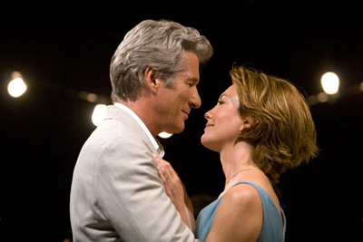 Richard Gere and Diane Lane in Nights in Rodanthe, which is slated to open on June 6, 2008