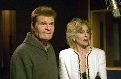 Fred Willard and Judith Light in Ira and Abby