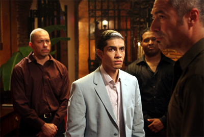 Rick Gonzalez in Illegal Tender