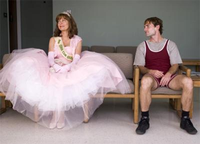 Susan Sarandon and Seann William Scott in Mr. Woodcock